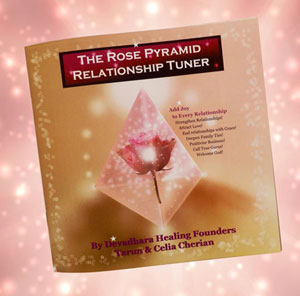 rose pyramid cover